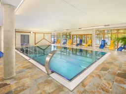 Oberplan Hotel Relax Schwimmbad