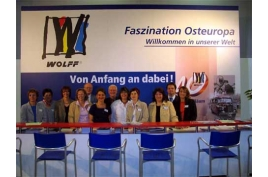 RDA 2004 Wolff-Messestand